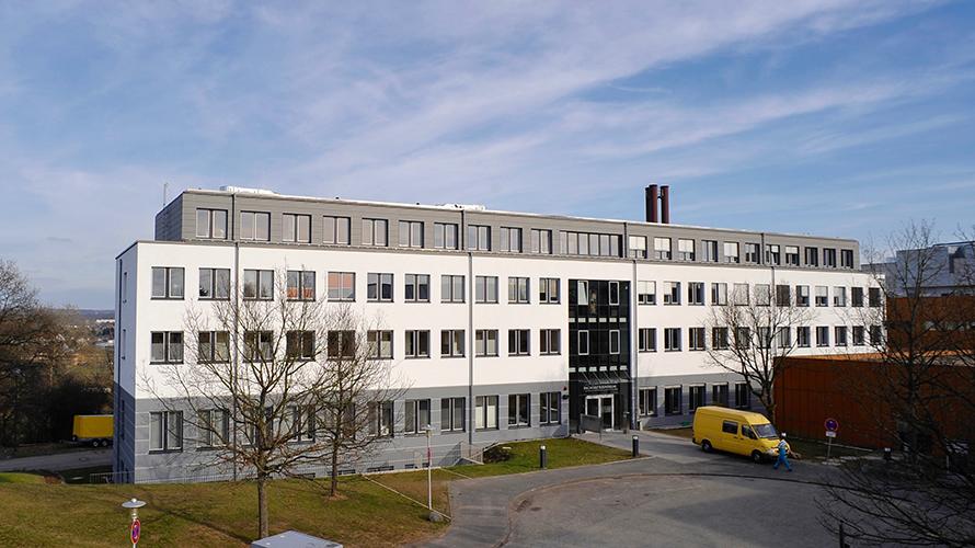 Neubau Ärztehaus am Evangelischen Krankenhaus Mittelhessen, Gießen