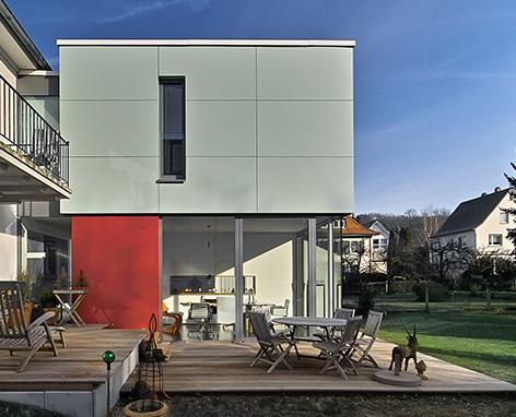 Erweiterung Haus Galfe, Gießen