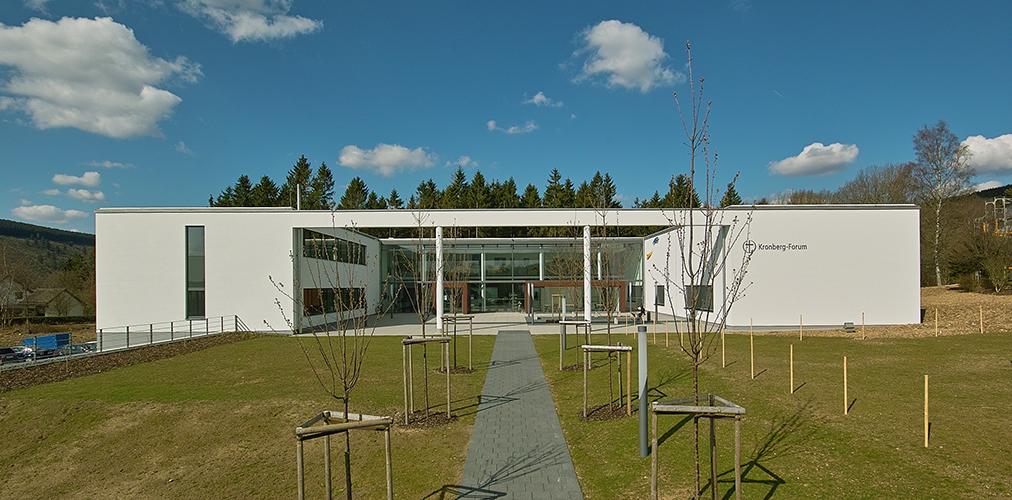 Neubau Kronberg-Forum