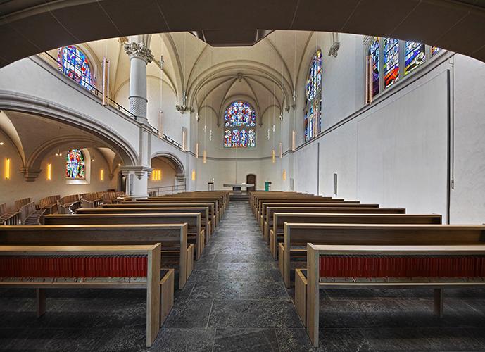 Innensanierung Johanneskirche, Gießen
